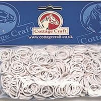 Plaiting Bands - 500 Pack